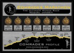 A4 Comrades - Own Medals Stainless Steel - C10