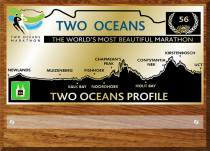 A4 Two Oceans - Own Medals Brass - T07